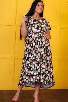 Новинка: платье с кокосами Натали