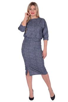 Костюм: юбка и джемпер Трикотажница
